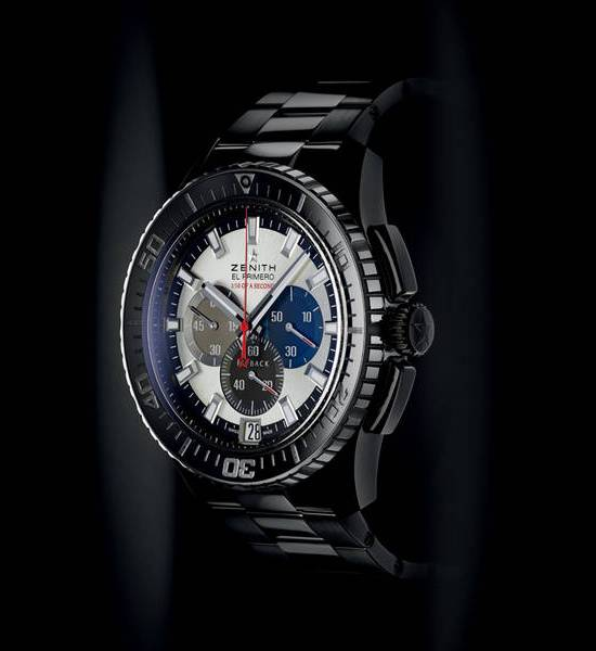 Zenith El Primero Stratos Flyback Striking 10th Watch