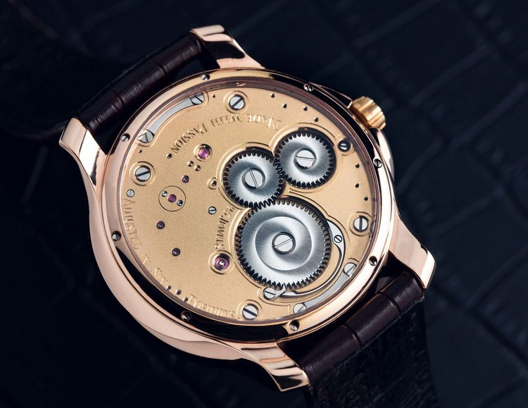 Belier Reverse Watch Back