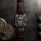 Bell & Ross BR01 Burning Skull Watch