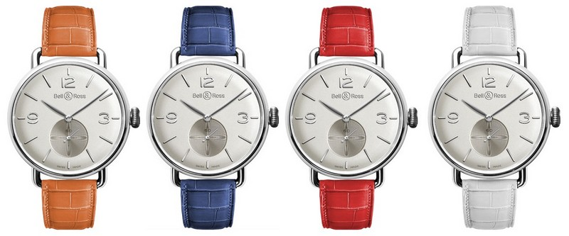 Bell & Ross Vintage WW1 with Opaline Dial Watches