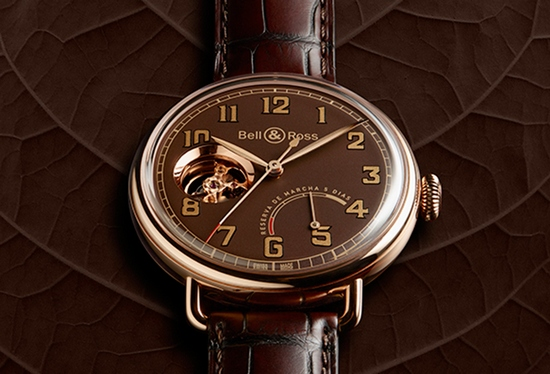Bell & Ross Vintage WW1 Edicion Limitada Watch