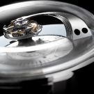 Bernhard Lederer Gagarin Tourbillon Watch detail