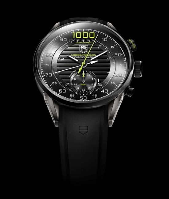 Tag Heuer Mikrotimer Flying 1000 Chronograph Watch