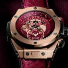 Hublot Big Bang Unico Chronograph Retrograde Kobe Vino Bryant King Gold Watch
