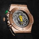 Hublot Big Bang Unico Bi-Retrograde Chrono King Gold Watch Back