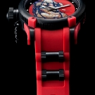 Invicta Russian Diver Artist Series Lace Twin Watch