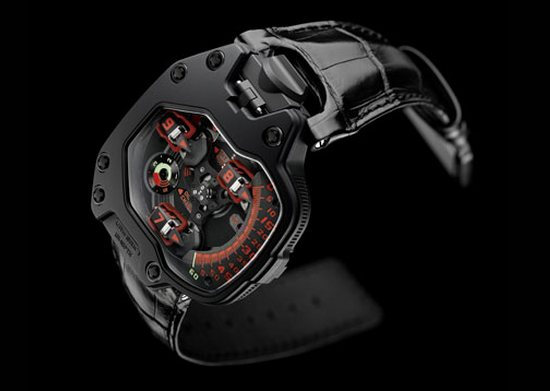 Urwerk UR-110 PTH Watch