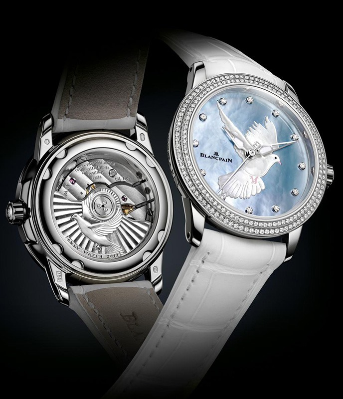 Blancpain Dove Watch