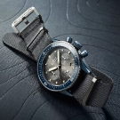 Blancpain Fifty Fathoms Bathyscaphe Chronographe Flyback Ocean Commitment II Watch