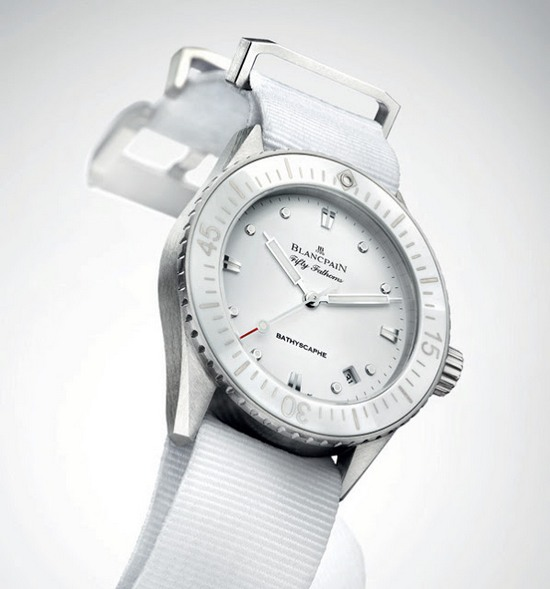 Blancpain Fifty Fathoms Bathyscaphe Ladies' Watch