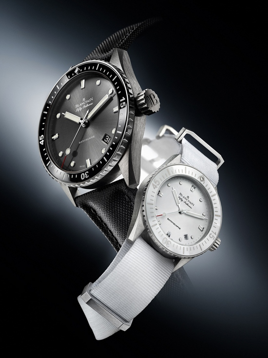 Blancpain Fifty Fathoms Bathyscaphe Watches