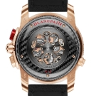 Blancpain L-Evolution-R Chronographe Flyback Rattrapante Grande Date Red Gold Caseback