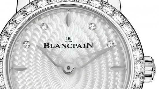 Blancpain Ladybird 60th Anniversary Edition Watch Dial