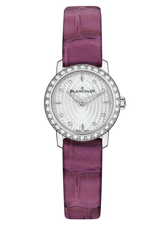 Blancpain Ladybird 60th Anniversary Edition Watch Front