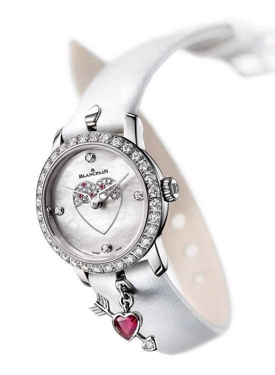 Blancpain Ladybird Saint Valentine's Day 2016 Watch