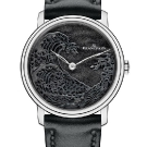 "Blancpain Métiers d'Art Villeret ""The Great Wave"" Watch Front"