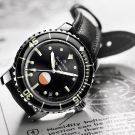 Blancpain Tribute to Fifty Fathoms Mil-Spec Watch