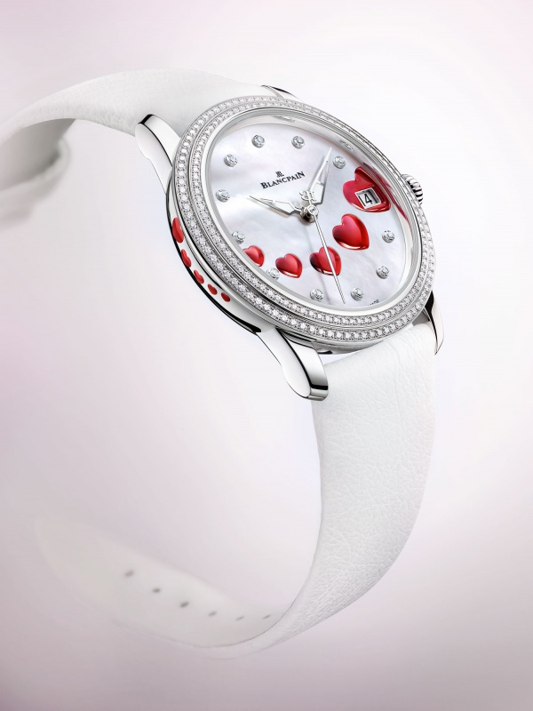 Blancpain Ultraplate Saint Valentin Watch