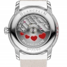 Blancpain Ultraplate Saint Valentin Limited Edition Watch Back