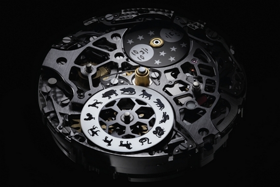 Blancpain Villeret Calendrier Chinois Traditionnel Watch Movement