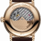 Blancpain Villeret Calendrier Chinois Traditionnel Red Gold Watch Caseback