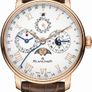 Blancpain Villeret Calendrier Chinois Traditionnel Red Gold Watch