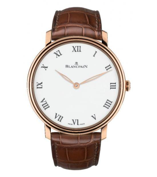 Blancpain Villeret Grande Decoration Watch