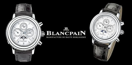 Blancpain 1735 Grande Complication Watch