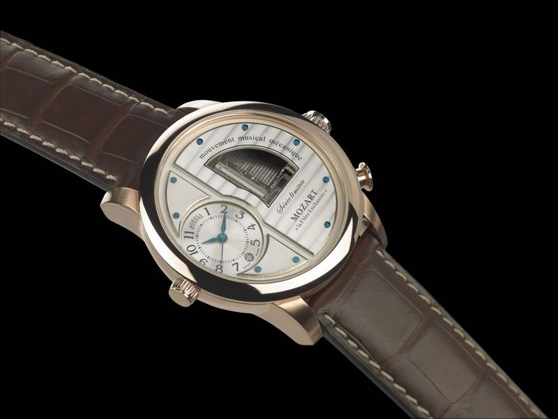 Boegli Grand Opera Limited Edition Watch M.900
