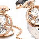 Bovet Amadeo Virtuoso Tourbillon Red Gold Watch