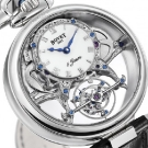 Bovet Amadeo Virtuoso Tourbillon White Gold Watch Dail