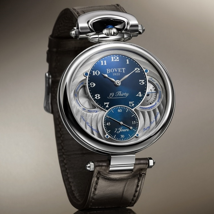 Bovet 19Thirty Fleurier Watch
