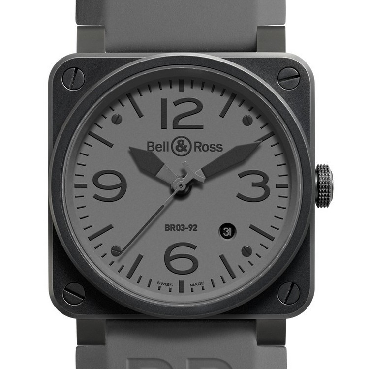 Bell & Ross Aviation Commando BR-03 92 Watch