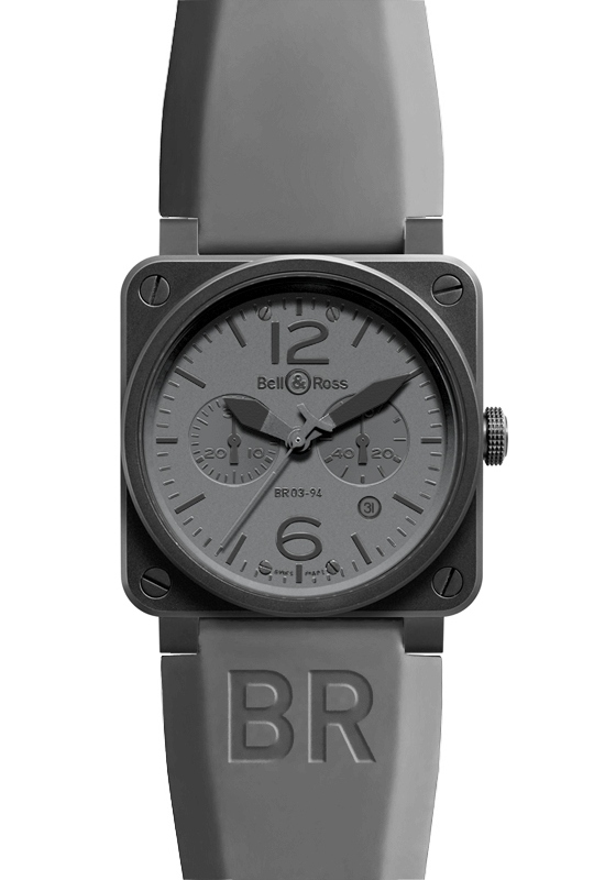 Bell & Ross Aviation Commando BR-03 94 Watch