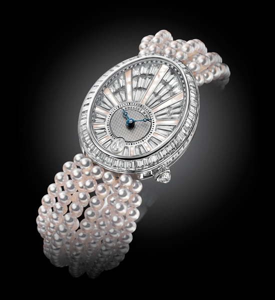Breguet Reine de Naples Watch 8939BB6DJ49-DD0D