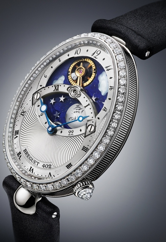Breguet Reine de Naples Day/Night 8998 Watch