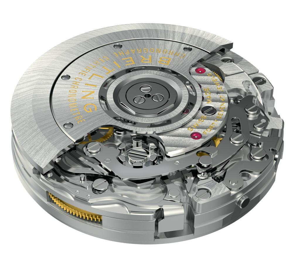 Breitling B01 Movement