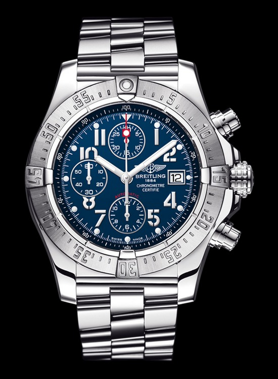 Breitling avenger and super avenger watch watch review for Avengers watches