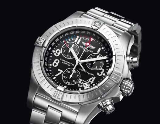 Breitling avenger seawolf chrono watch watch review for Avengers watches