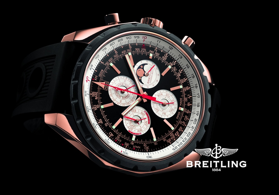 Breitling Chrono-Matic QP Limited Edition Watch