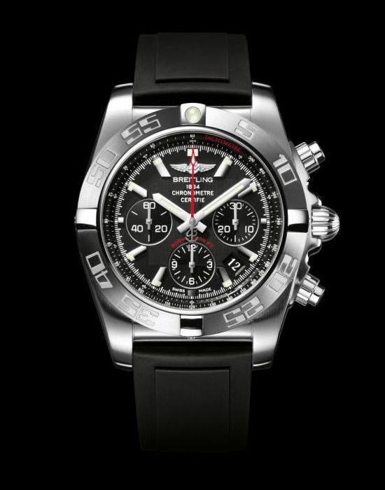 "Breitling Chronomat 44 ""Flying Fish"" Watch"
