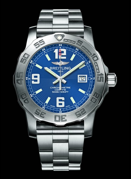 Breitling Colt Divers Watch