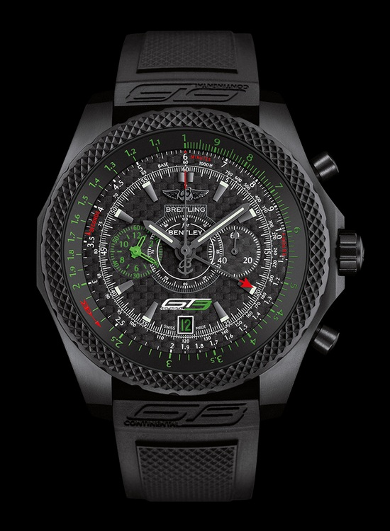Breitling for Bentley GT3 Watch Front