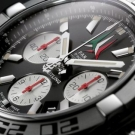Breitling Chronomat Frecce Tricolori Limited Edition Watch Dial