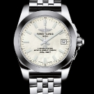 Breitling Galactic 36 SleekT White Dial Watch