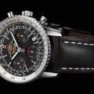 Breitling Navitimer AOPA Lether Strap Watch