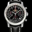 Breitling Navitimer AOPA Lether Strap Watch Front