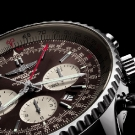 Breitling Navitimer Rattrapante Stainless Steel Watch Dial
