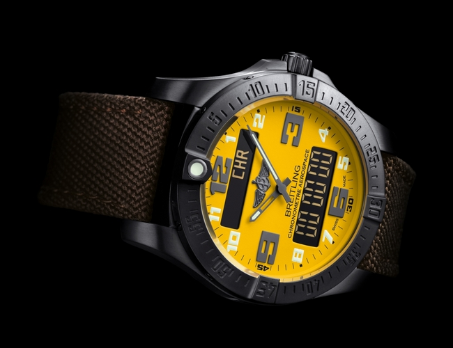Breitling Professional Aerospace Evo Night Vision Watch
