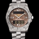 Breitling Professional Aerospace Watch Copperhead Bronze Dial